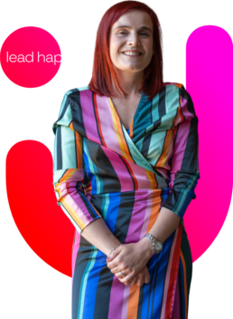 Lead Happy with Anna Jester Leadership Consultancy